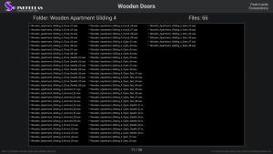Wooden Doors - Contents Screenshot 11
