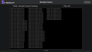 Wooden Doors - Contents Screenshot 12