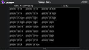 Wooden Doors - Contents Screenshot 13