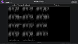 Wooden Doors - Contents Screenshot 14
