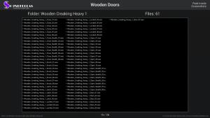 Wooden Doors - Contents Screenshot 15
