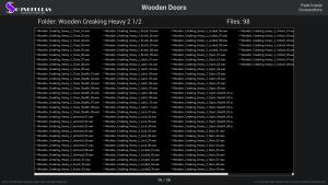 Wooden Doors - Contents Screenshot 16