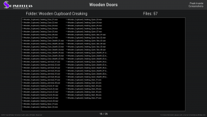 Wooden Doors - Contents Screenshot 18
