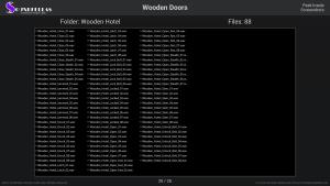 Wooden Doors - Contents Screenshot 20