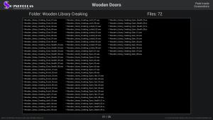 Wooden Doors - Contents Screenshot 21