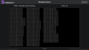 Wooden Doors - Contents Screenshot 22