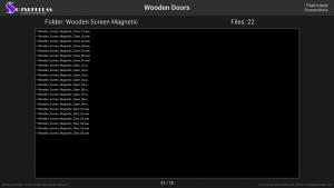 Wooden Doors - Contents Screenshot 23