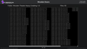 Wooden Doors - Contents Screenshot 24