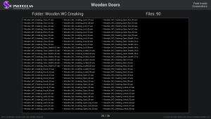 Wooden Doors - Contents Screenshot 26