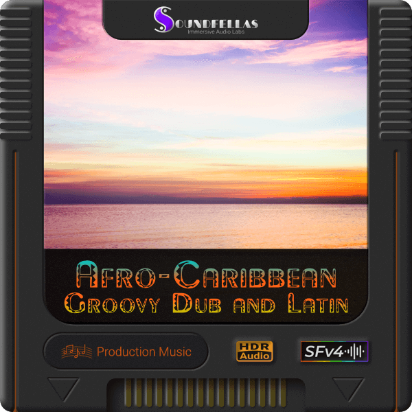 Image of afro caribbean groovy dub and latin cartridge 600h.