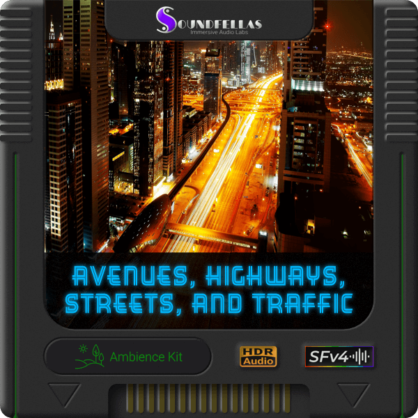 Image of avenues highways streets and traffic cartridge 600h.