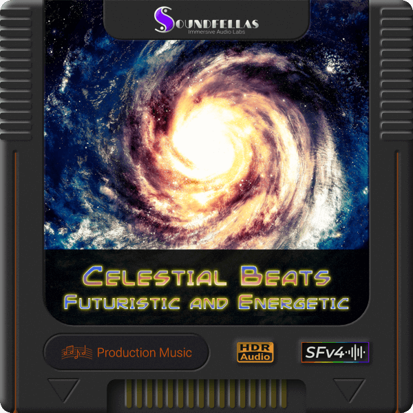 Image of celestial beats futuristic and energetic cartridge 600h.