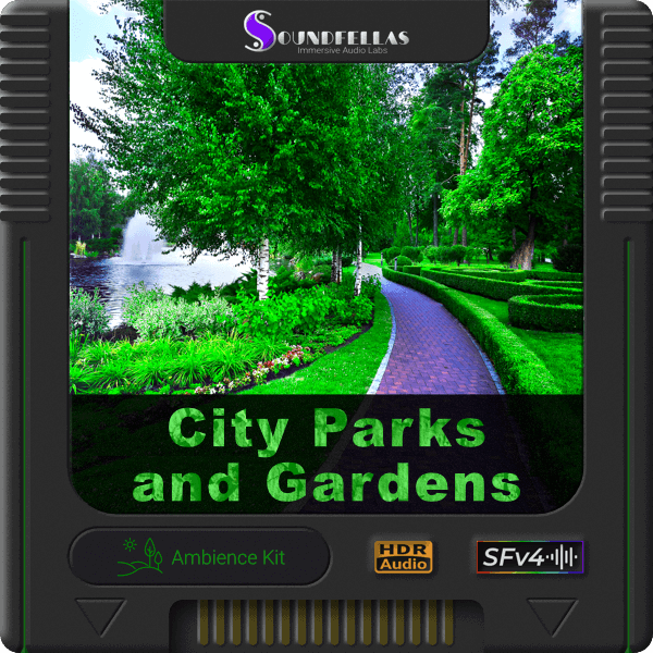 Image of city parks and gardens cartridge 600h.