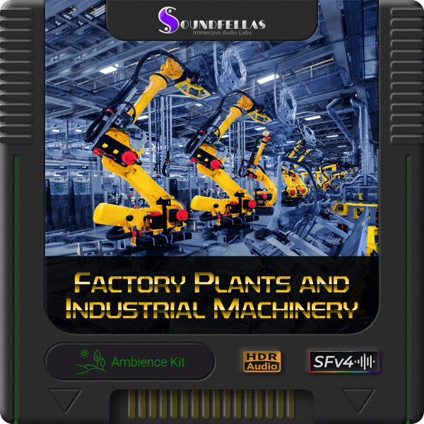 Image of factory plants and industrial machinery cartridge 600h.