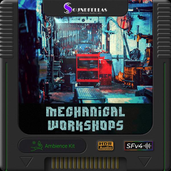 Image of mechanical workshops cartridge 600h.