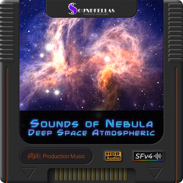 Image of sounds of nebula deep space atmospheric cartridge 600h.