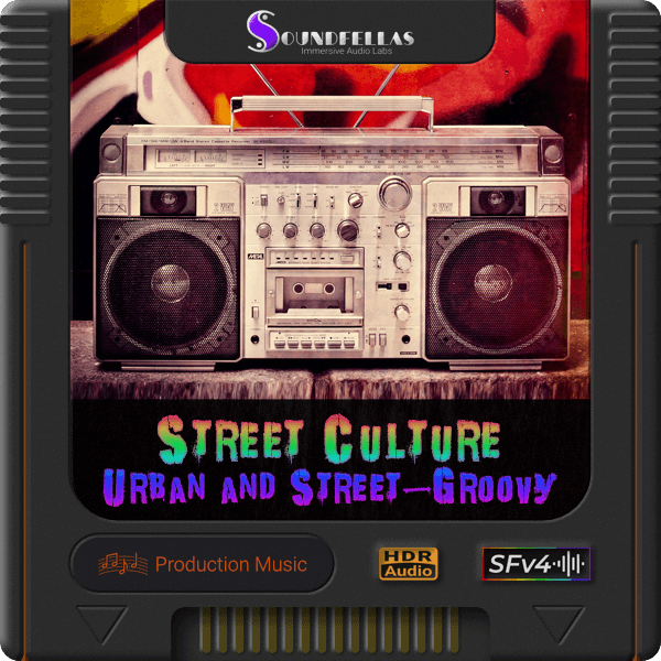 Image of street culture urban and street groovy cartridge 600h.