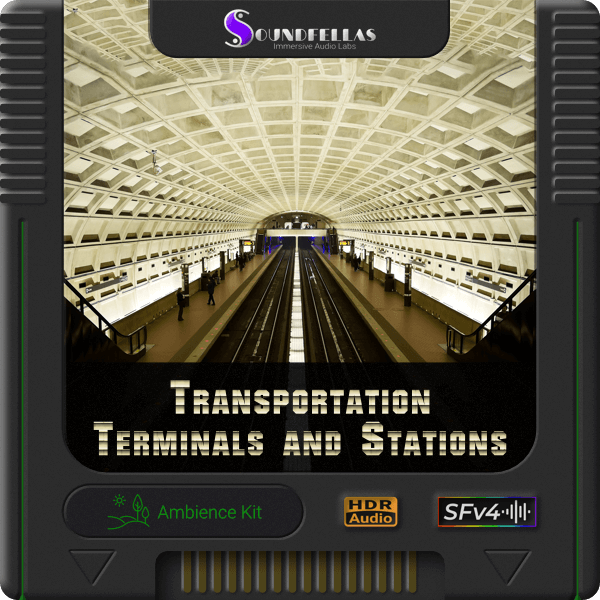Image of transportation terminals and stations cartridge 600h.